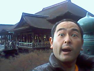 京都を観光